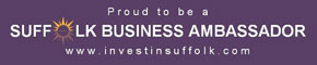 Proud to be a Suffolk Business Ambassador